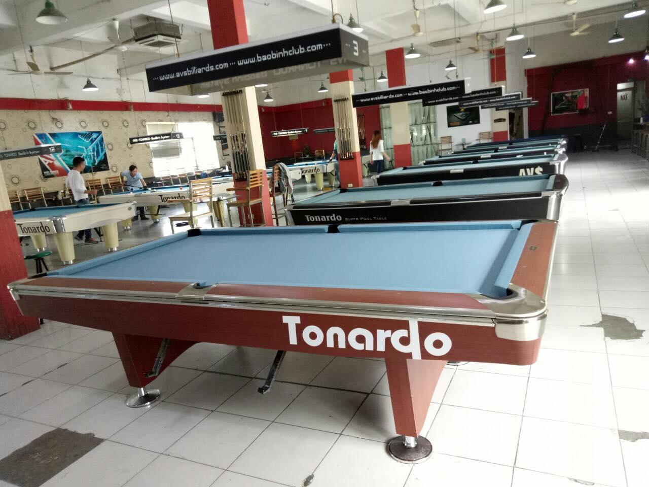 Bàn Bi-A Tonardo Seri 6