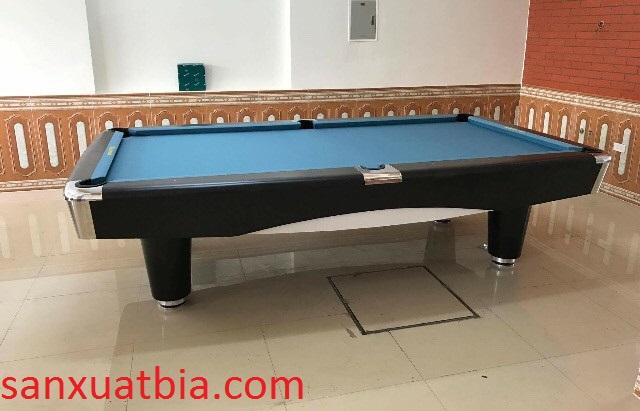 Với những thiết kế tuyệt đẹp, bàn bida 9017 Granlit luôn dược khách hàng ưa chuộng